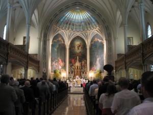 St. Patrick's Church New Orleans