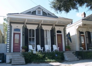 Traditional New Orleans Home