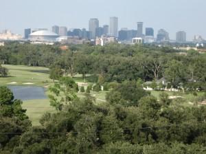 new orleans cityscape by richard bienvenu