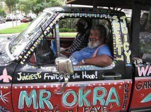 okraman new orleans