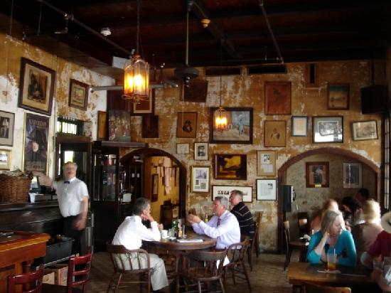 Brennan buys Napoleon House. Will he mess with what makes it great?