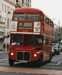 things to do in New Orleans double-decker bus
