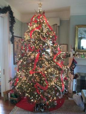bienvenu christmas tree new orleans