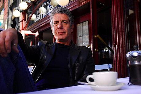 """Anthony Bourdain says """"there's no place like New Orleans."""""""