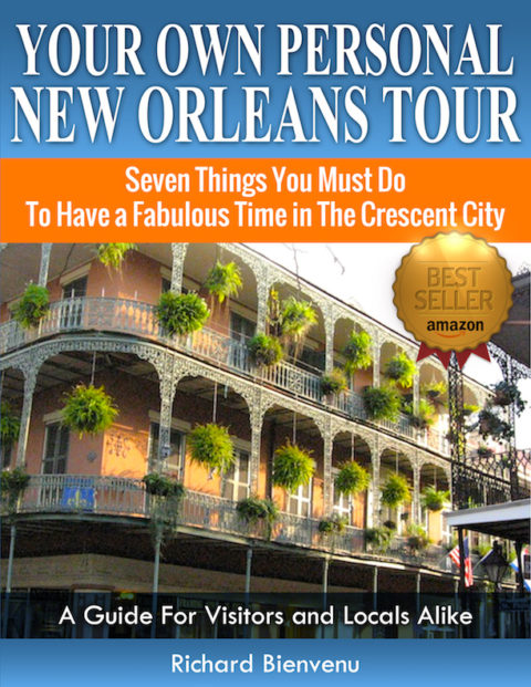 your own personal new orleans tour cover