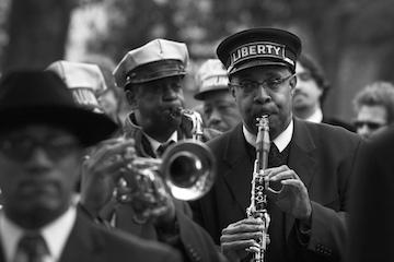 New Orleans musician dr michael white