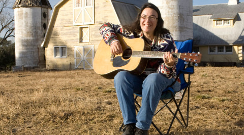 Cover are from New Orleans musician Gina Forsyth latest CD Promised Land. Photo Phillip Gould