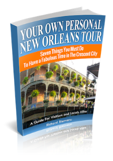 your own personal new orleans tour cover 3d