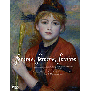 femme, femme, femme at new orleans museum of art