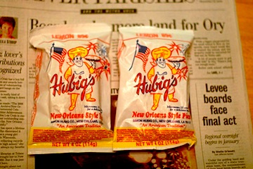 Hubig's Pies, traditional New Orleans food
