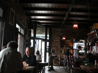 "The Napoleon House is now considered one of the ""cool"" businesses in New Orleans."