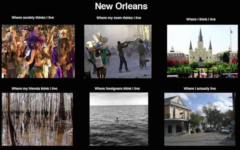 funny new orleans - where do we live