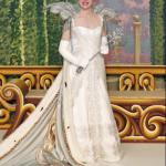 Gigi Bienvenu queen of the Mardi Gras Ball Acheans